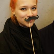 Mustache Warsaw: Yard Sale