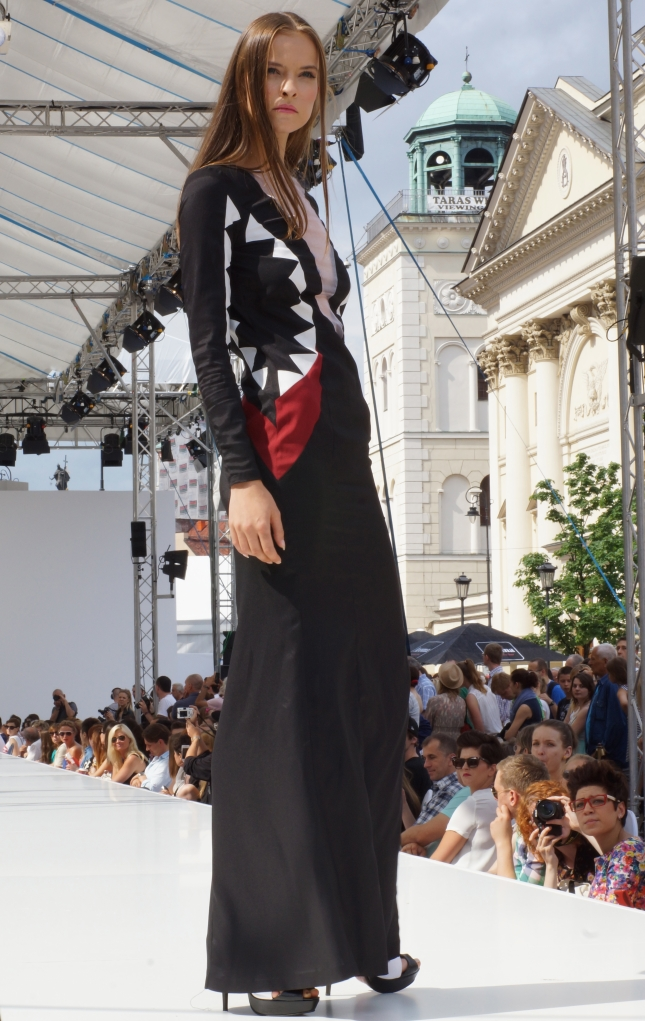Image result for Street Fashion Show in Poland Warsaw