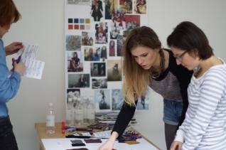 Reserved's fashion workshop
