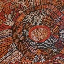Naata Nungurrayi, Art Gallery of South Australia
