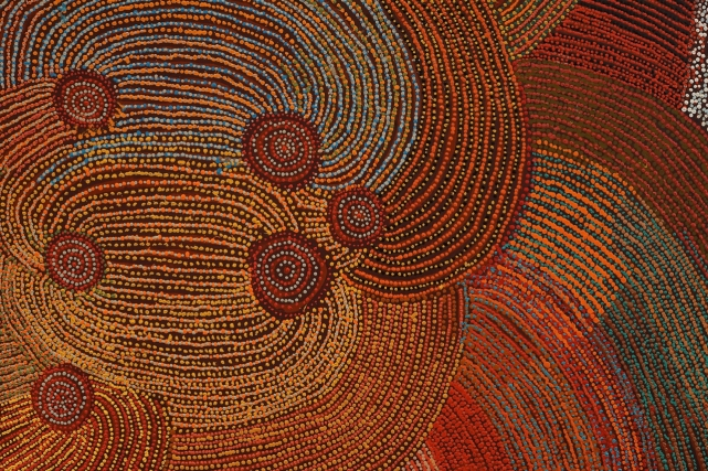Kunmarnanya Tommy Mitchell, Art Gallery of South Australia