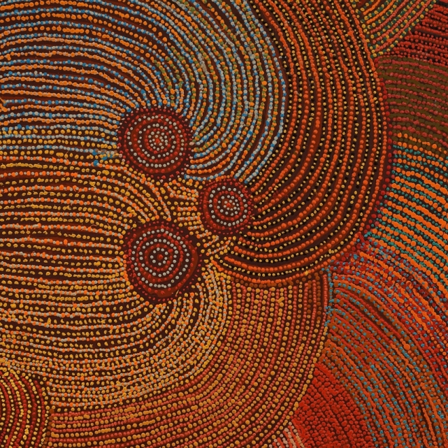 Kunmarnanya Tommy Mitchell, Art Gallery of South Australia