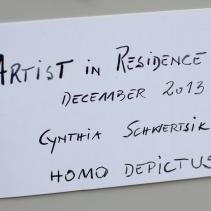 Cynthia Schwertsik (painter/photographer/sculptor)