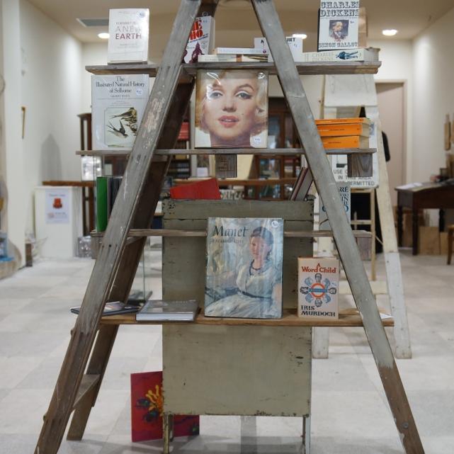 Adelaide's Pop-Up Bookshop