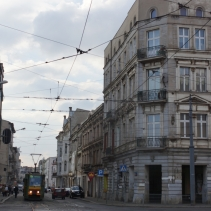 The city of Lodz