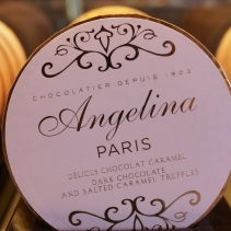 Angelina Tearoom, Paris
