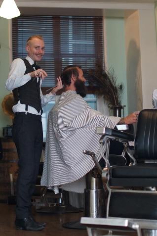 HaarBarbaar Barbershop