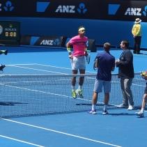 Rafael Nadal, Australian Open