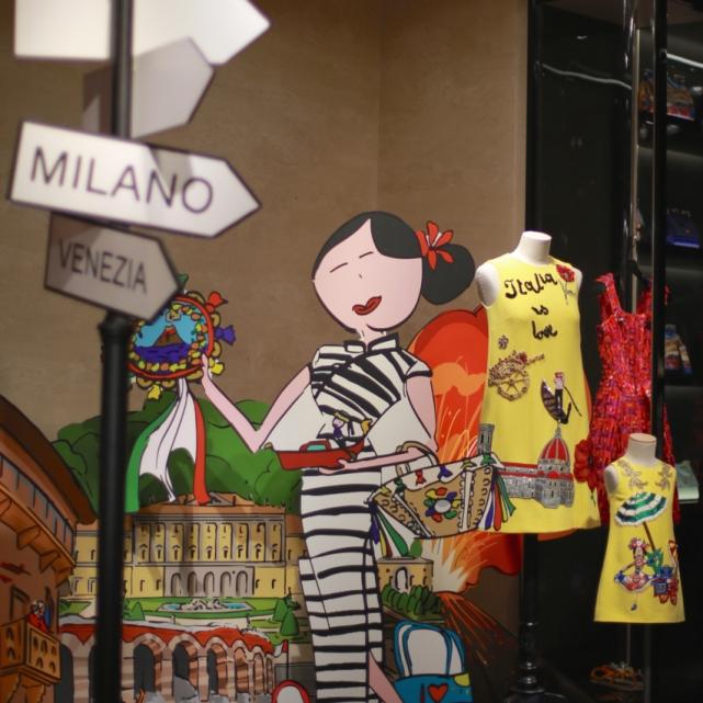 Dolce&Gabbana, Rome