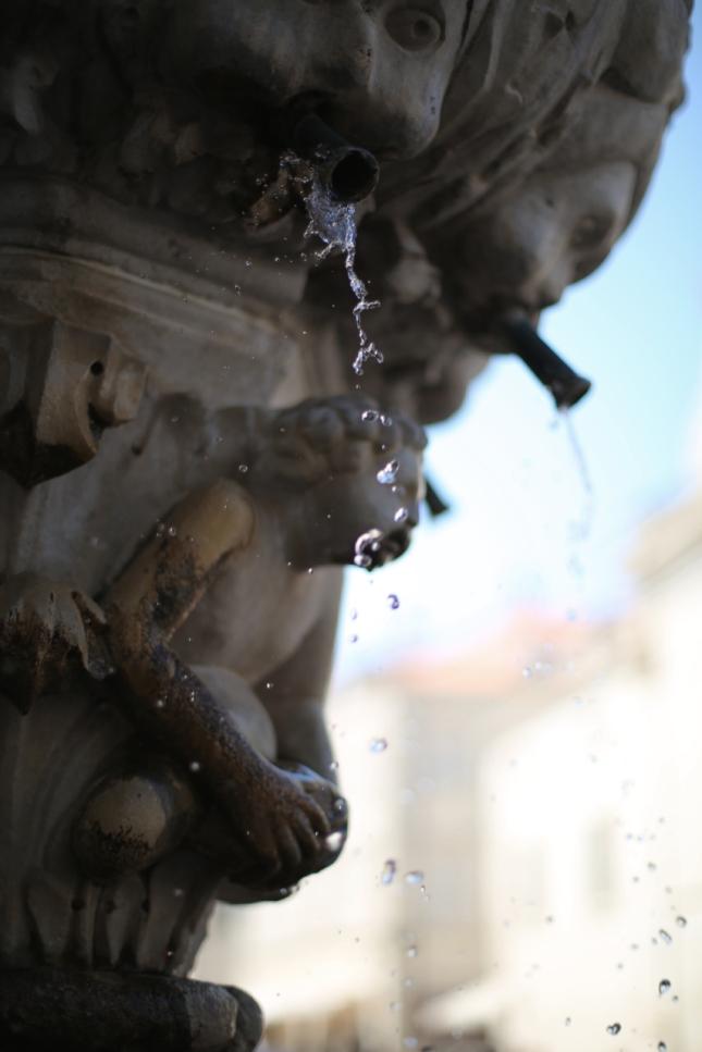 Dubrovnik, Small Onofrio's Fountain